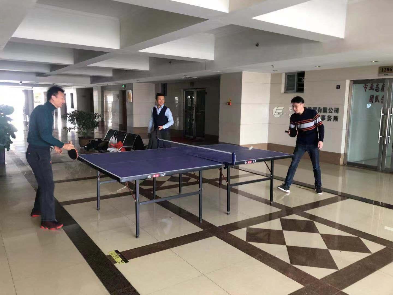 第一届申通商标杯乒乓球大赛1