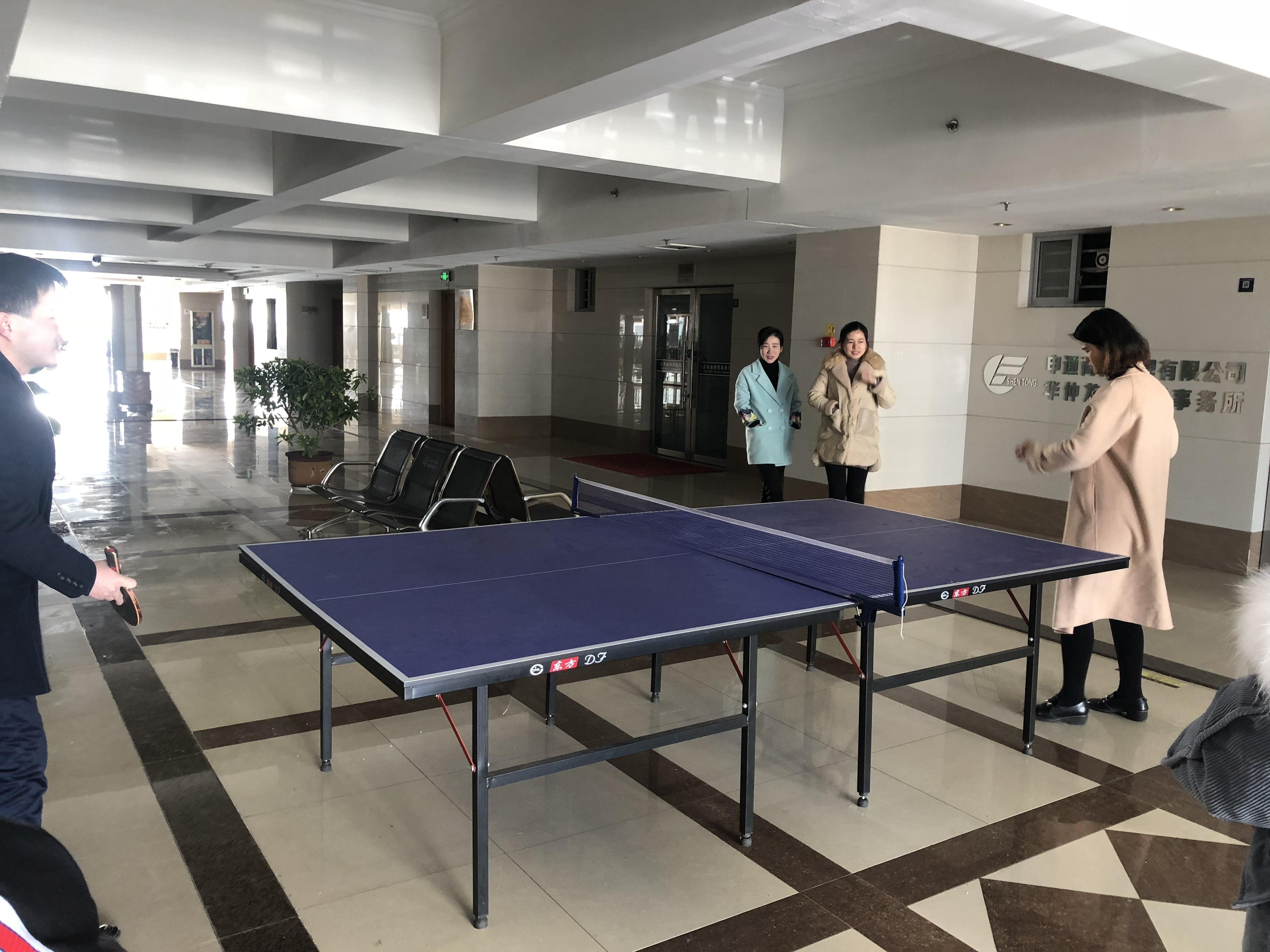 第一届申通商标杯乒乓球大赛5